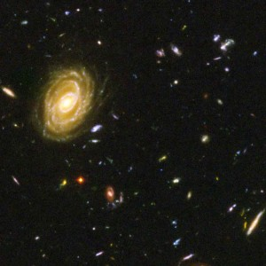 Hubble Space Telescope Ultra Deep Field
